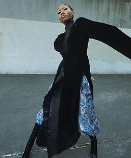 Raul Guerrero, Styling, Editorial, Fashion, Fashion Styling, South China Morning Post, Armani