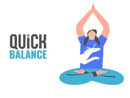 """Új funkció: Itt a """"QUiCK Balance"""""""