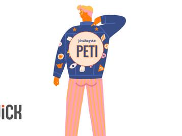 Esettanulmány: A számlát jóváhagyta Peti