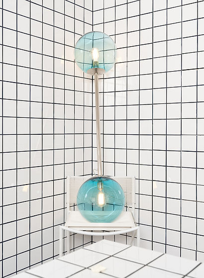 Super Strong Lamp by Doris Darling