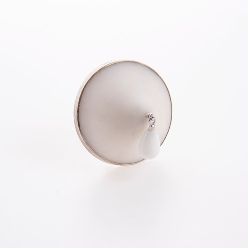 """Tanel Veenre / Brooch from the series """"Papilla"""""""