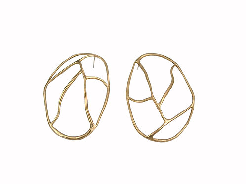Laura Volpi / Earrings - Lineacontinua