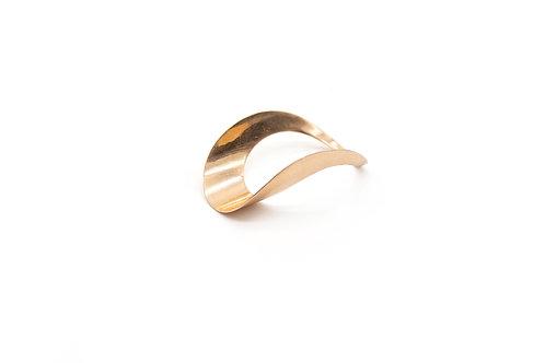 Maria Walker / Ring - Cuenco - gold rose 18k ring