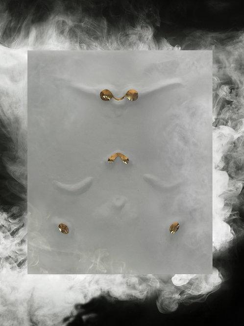 Margherita Potenza /  Chest tile -  Body Cartography