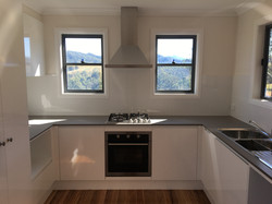 Toorooka Holiday House - Kitchen view