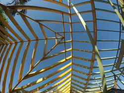 Roof framing, Crescent Head