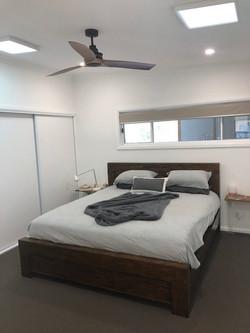 Crescent Head bedroom