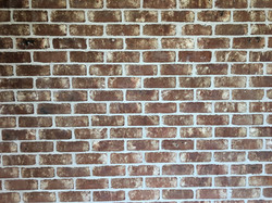 Brick wall feels