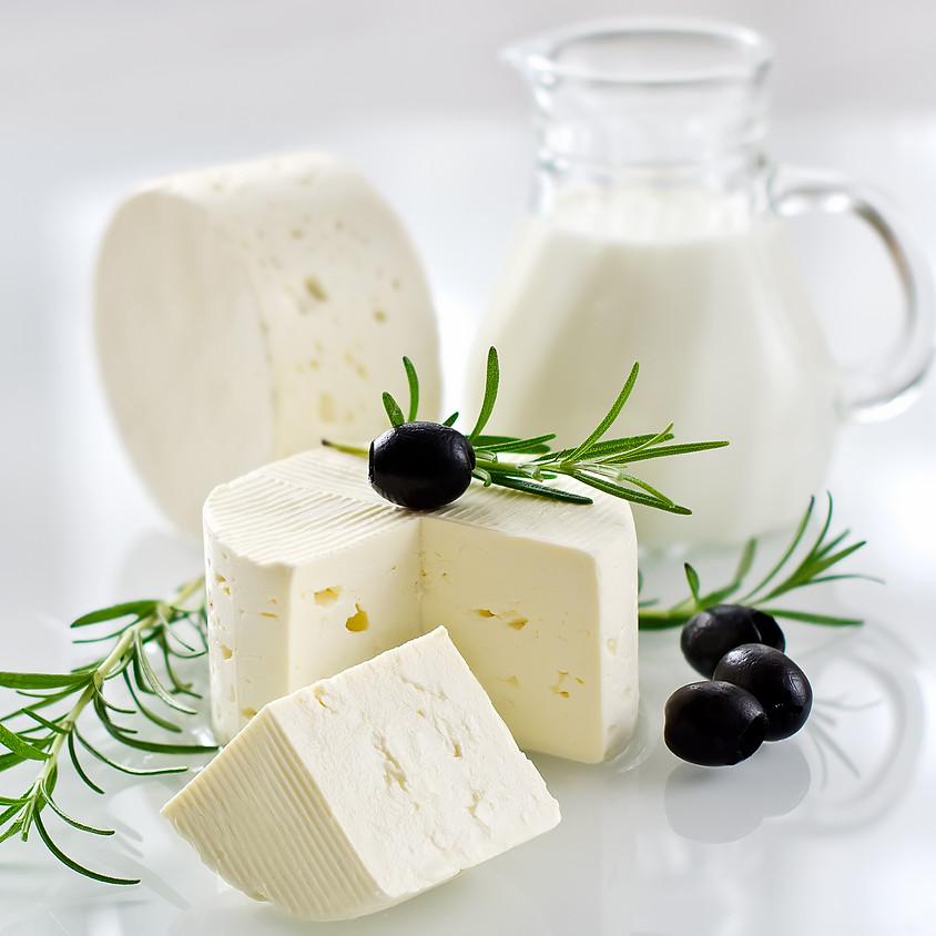 Käse und Ghee selbstgemacht