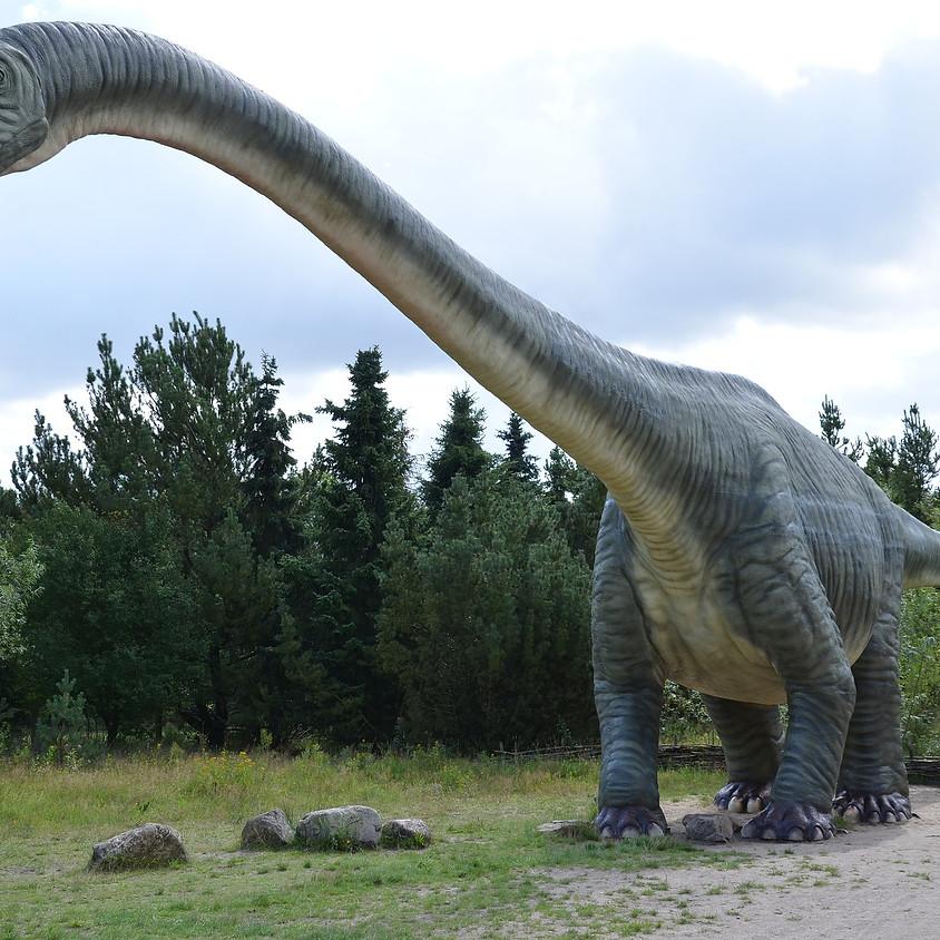 Im Land der Dinosaurier!
