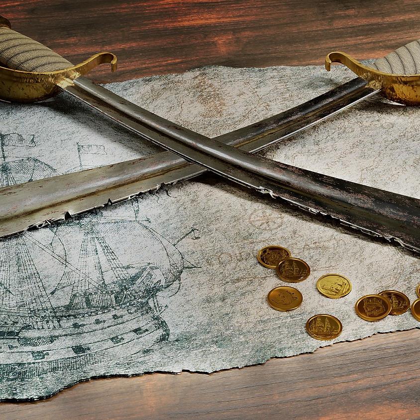 Kinderworkshop: Ahoi Piraten