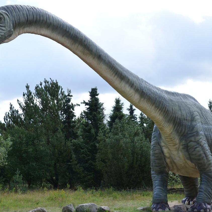 Kinderworkshop: Im Land der Dinosaurier!