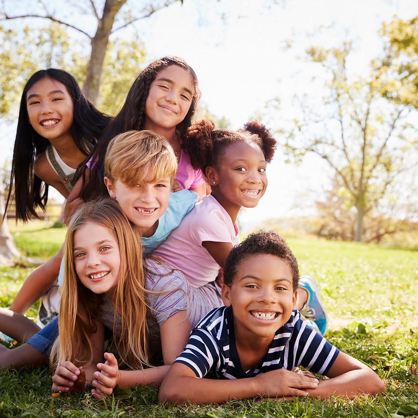 Kinderworkshop: Spaß mit Freunden!