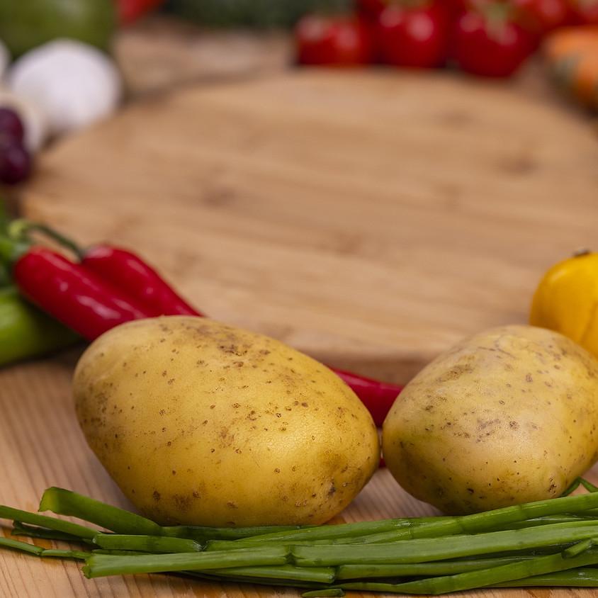 Familienyoga:  Kreativ sein mit Obst und Gemüse!