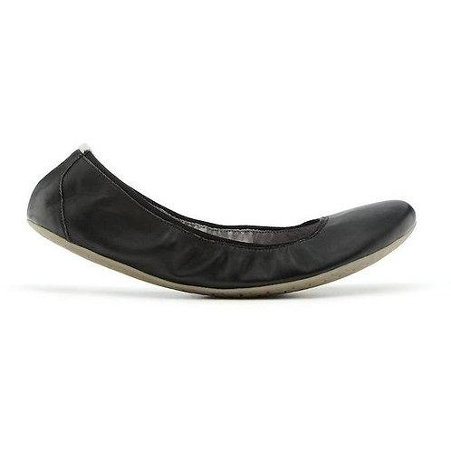 Jing Jing Vegan Ballet Flat (Black)