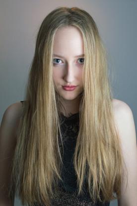 Portrait, headshot, fashion
