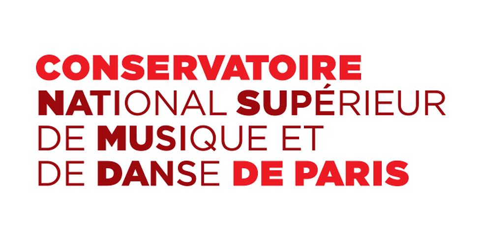Ph.D. Recital, CNSM de Paris