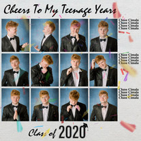 Cheers To My Teenage Years // Chase Cimala