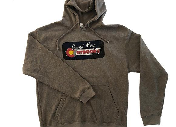 Grand Mesa Outdoors Logo Hoodie