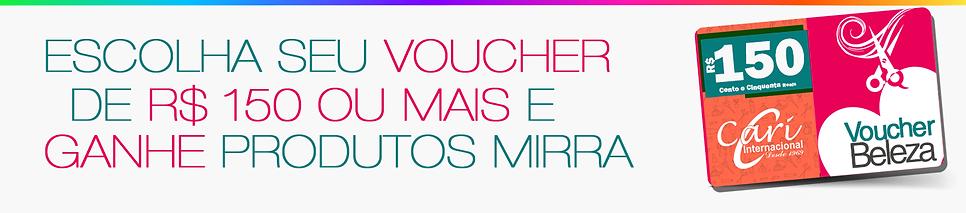 Escolha seu Voucher