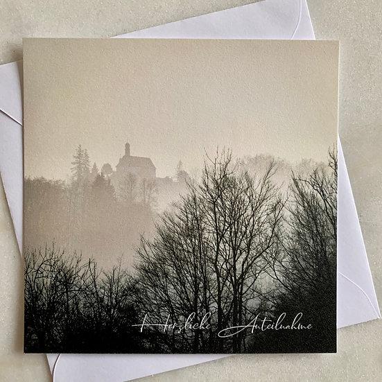 Postkarte mit Couver