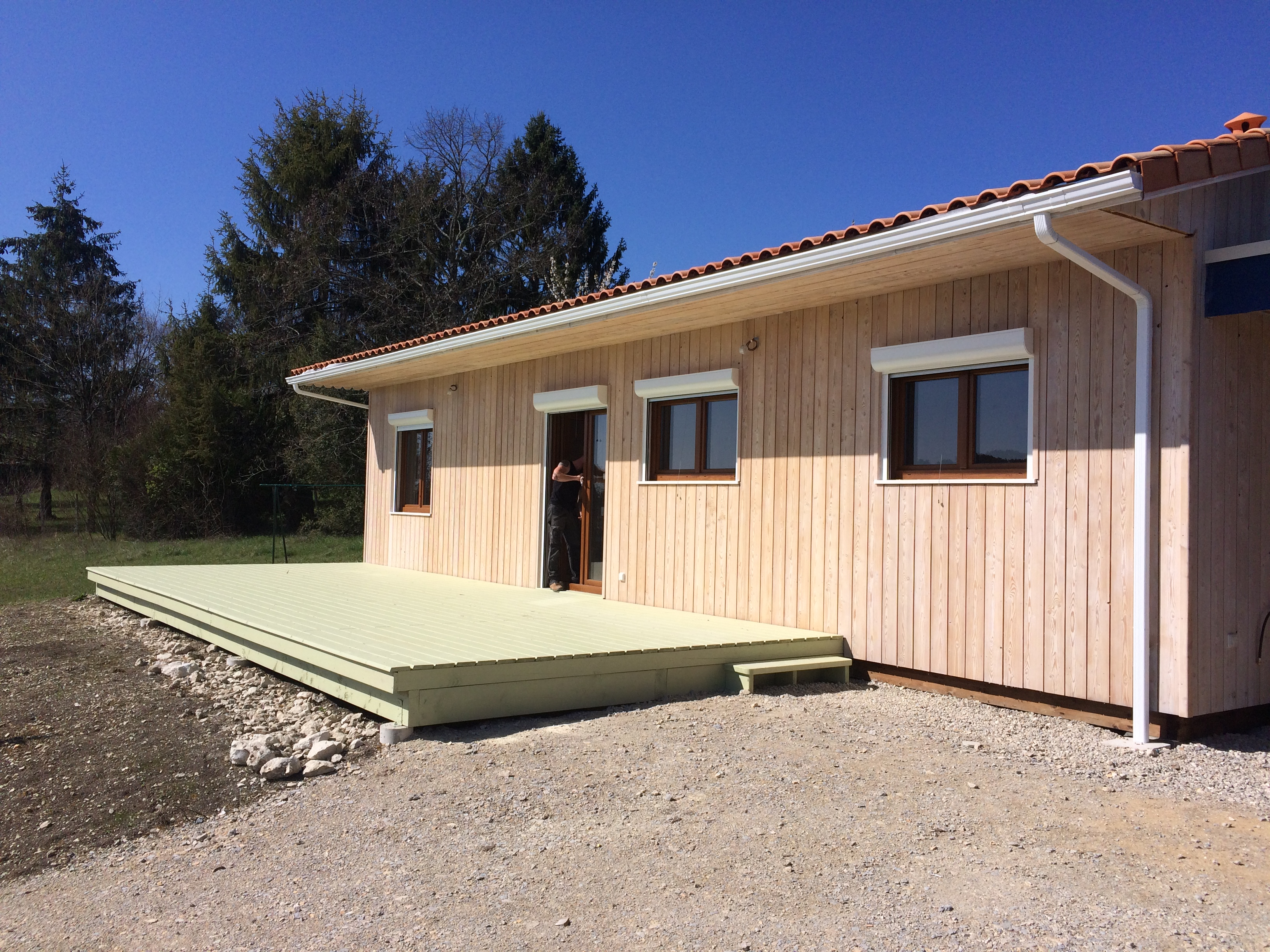 MOB 90m² bioclimatique