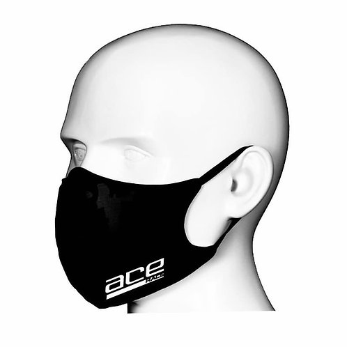 Black Adult Face Mask/Covering