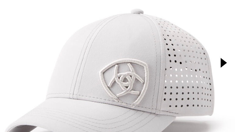 Ariat baseball cap