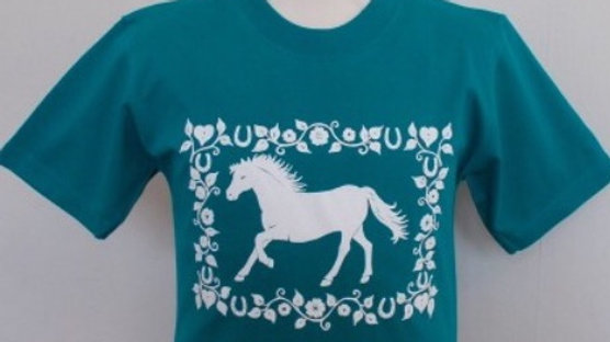 Fillygree pony tshirt
