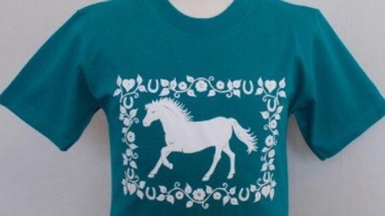 Fillygree pony tshirt