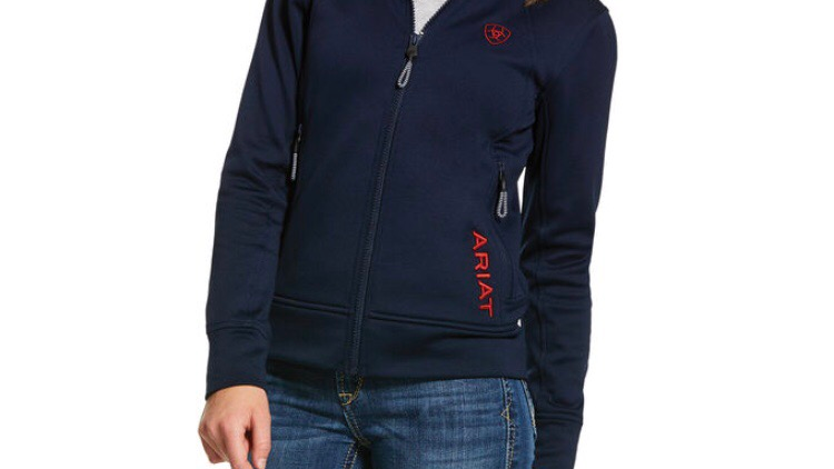 Keats full zip hoodie
