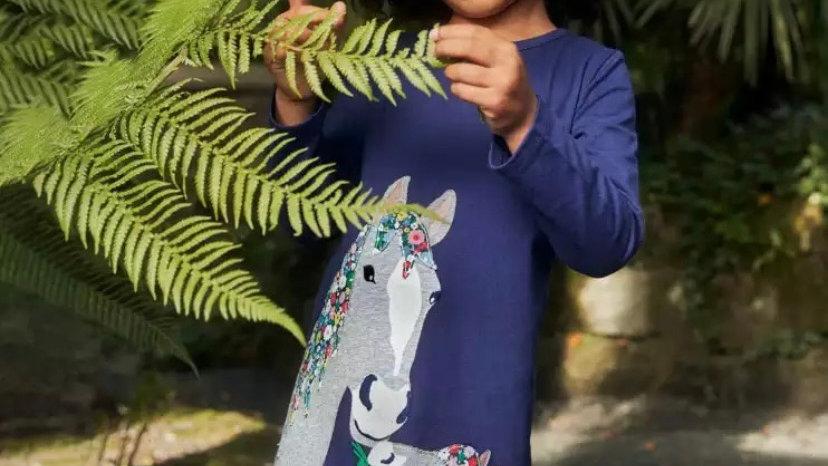 Mare & foal dress