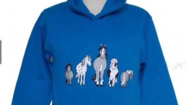 The herd hoodie