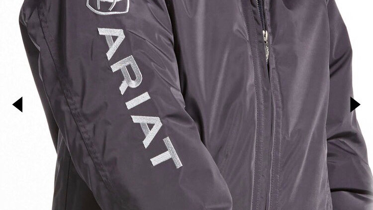 ARIAT stable jacket grey