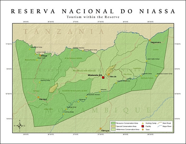 Calls for joint regional action in Niassa Reserve targeted ...