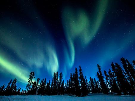 A Song for Winter: Natt över Jorden (Karin Rehnqvist)