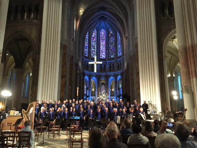 Chartres Cathedral Performance