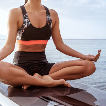 Yoga su SUP