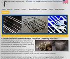 Artcraft Welding, Inc - Website Screen Shot