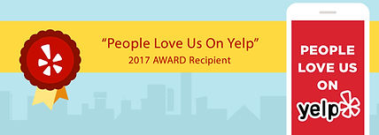 Yelp 2017 Award Recipient