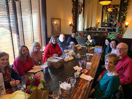 Fitzpatrick & Tucker 2018 Team Lunch