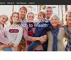 The Blakeley Grop, Inc - Website Screen Shot