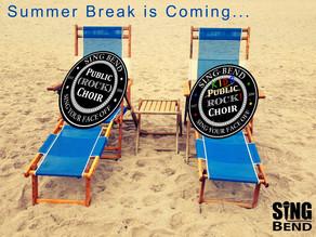 2019 Summer Break for All Rock Choirs