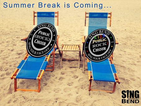 2019 Summer Break for All Rock Choirs