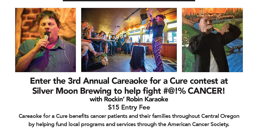 Careoke For A Cure Contest 2018 (Round One)