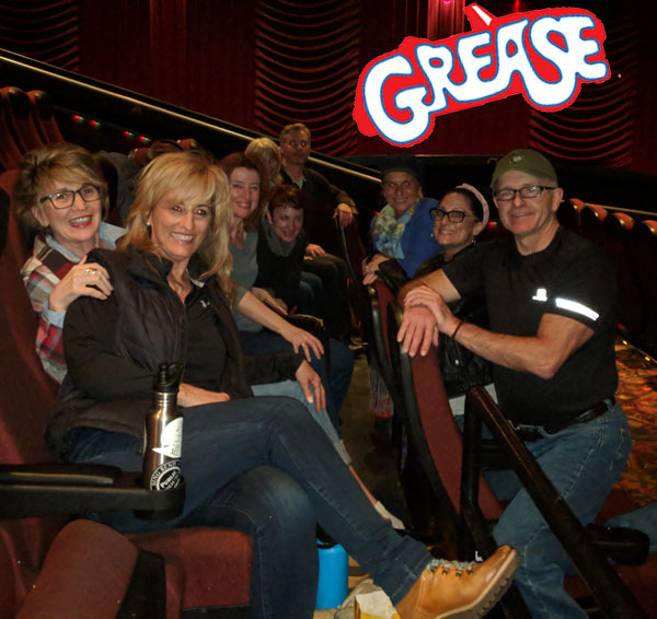Grease Sing-A-Long Feild Trip