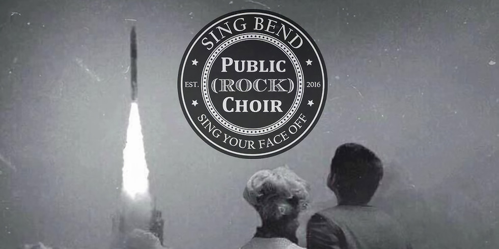 """Sing-a-Long Event Hosted by Deschutes Public Library """"A Novel Idea"""" Series"""