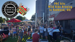 Wild Ride Brewery with DPL 2018