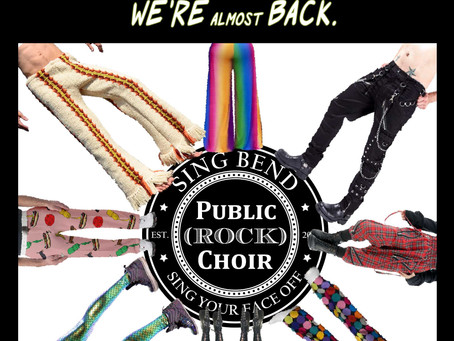 Public (ROCK) Choir is back October 7th!