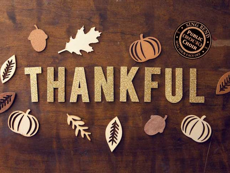 Things I Am Thankful For....